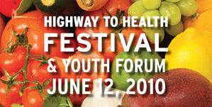 Highway for Health: Youth Festival & Forum